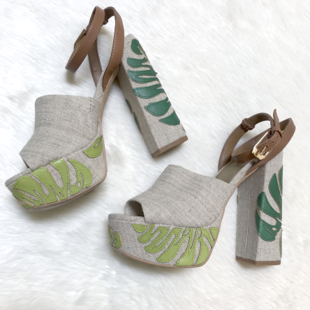 251060ebdc3e Buy Dolce Vita Dolce Vita Lando Platform Leaf Heels for  43